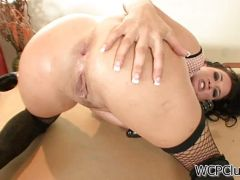 Tory lane anal toying