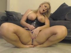 Big Sexy Blonde Milf