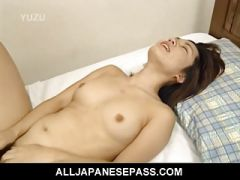 Horny Japanese MiLF Ruri loves playing