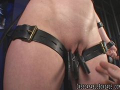 InescapableBondage Video: Cherry To\'s Tender Pussy
