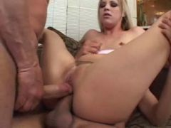 Leah Luv Double Anal