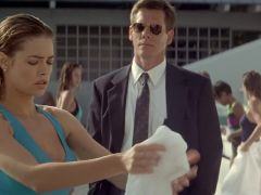 Wild Things (1998) Denise Richards and Neve Campbell