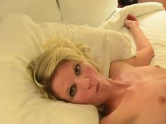 Blonde wife with BBC.