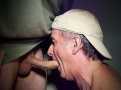 Terry Lavigne at Glory Hole