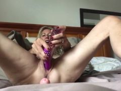 Double vaginal and buttfuck finale!