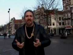 In search of a fuck in Amsterdam
