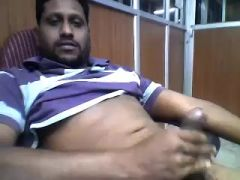 Chubby Indian Male