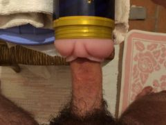 Fuck my pussy toy!