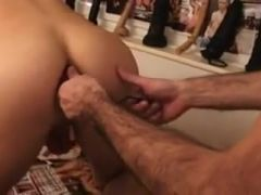 Extreme anal
