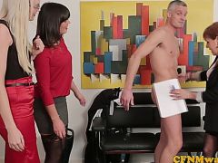 Femdom humiliation with Stephanie Blows