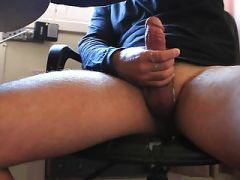 My ass and cock