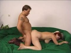 Busty mature doggystyle loop