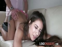Pounded And Cum In Mouth