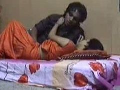 Indian Amateurs Suck And Fuck In Nightvision Action