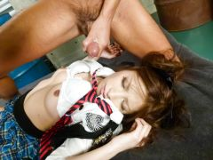 Dirty pleasures for cock sucking Asian,Tsubasa Aihara