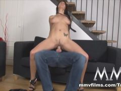 MMVFilms Video: Jizz On Big Tits