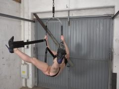 Hung up and fisted