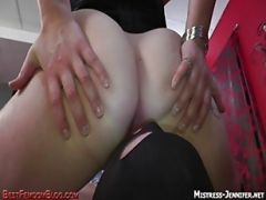 Caning And Pussy Eating Marathon