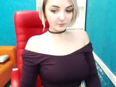 Sexy busty webcam