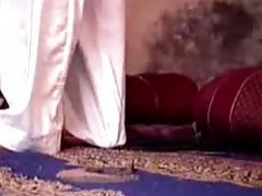 Indian Couple Film Themselves Fucking On Rug