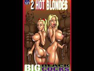 1st adventure too hot blondes